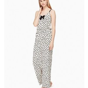 Kate Spade Charmeuse Jumpsuit Size XS